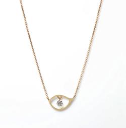 Enasoluna Eyeline necklace