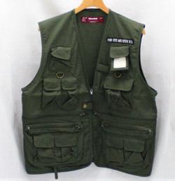 Hide&Seek HS Fishing Vest