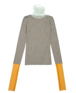 FILL THE BILL SHEER TURTLE NECK