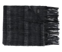 SAINT LAURENT チェック スカーフ