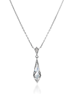 STAR JEWELRY K18 ネックレス PRISM