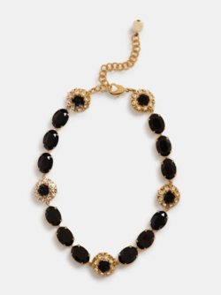 Dolce & Gabbana ショートネックレス ラインストーン デコレーションエレメンツ