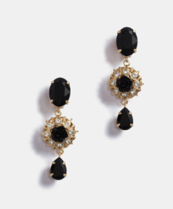 Dolce & Gabbana スイングイヤリング デコレーションエレメンツ