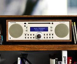 Tivoli Audio Music System BT クラッシックウォルナット