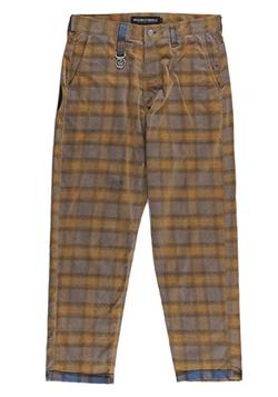 Rolling Cradle CHECK TEPARD PANTS