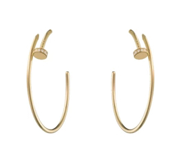 Cartier Juste un Clou earrings