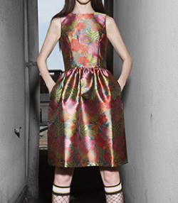 ULTRA'CHIC Knee-length dress