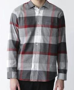 BLACK LABEL CRESTBRIDGE クレストブリッジチェックネルシャツ