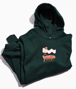 URBAN OUTFITTERS Pas de Mer Winter Sucks Hoodie Sweatshirt