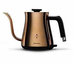 バルミューダ スターバックス リザーブ®限定モデル 電気ケトル BALMUDA The Pot K02A-SB