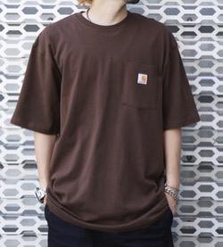 carhartt(カーハート)半袖 ポケット Tシャツ