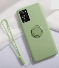 Galaxy Note20 Ultra ケース (リング付き)