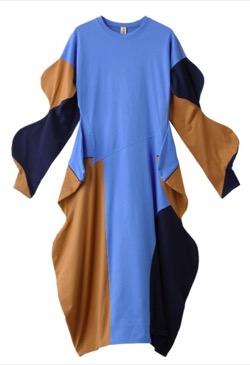 nagonstans CO天竺 BUMP ドレス