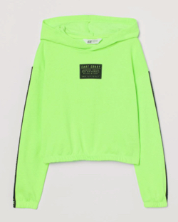 H&M Boxy hoodie