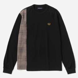 FRED PERRY Long Sleeve T-Shirt