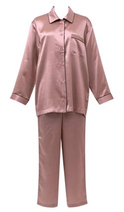 睡眠科学 シルクサテン パジャマ