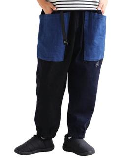 gym master ストレッチデニムガーデニングパンツ