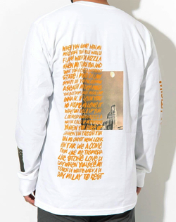 STUSSY Great Outdoors L/S Tee