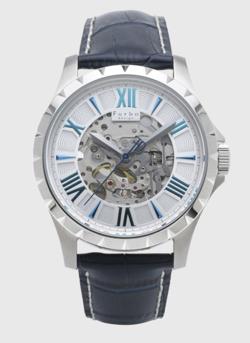 【F5021NSIBL】Furbo design メンズ腕時計