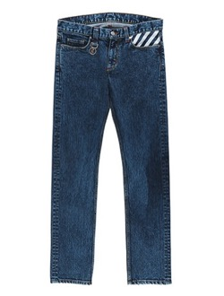 ROLLING CRADLE THUNDER GATE SKINNY DENIM / CHEMICAL