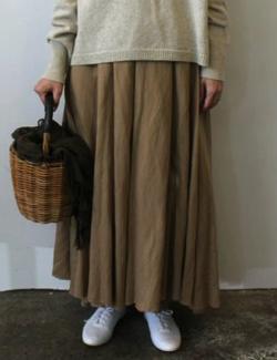 suzuki takayuki long skirt