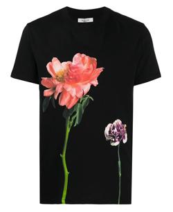 VALENTINO フローラルTシャツ