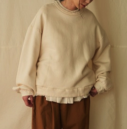 suzuki takayuki sweat pullover