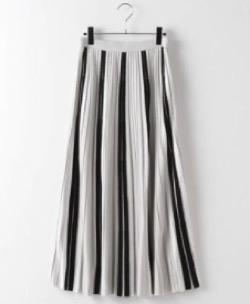 yueni エココットンキュプラ セットアップスカート