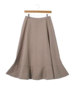 LE CIEL BLEU(ルシェル ブルー)ロングスカート