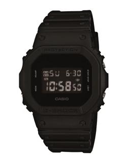 CASIO G-SHOCK Gショック DW-5600BB-1JF