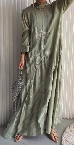 AMERI 2WAY FLOWER GARDEN DRESS