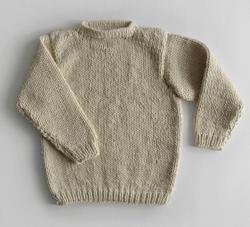 YAECA WRITE hand knit