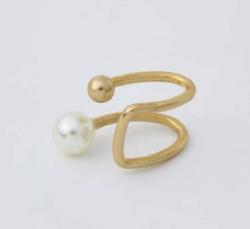 RUIEN pearl in cuff