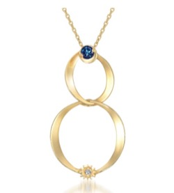 STAR JEWELRY K10 ネックレス THE PLANETS