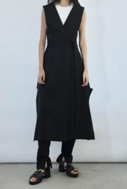 UJOH Separate Slit Dress