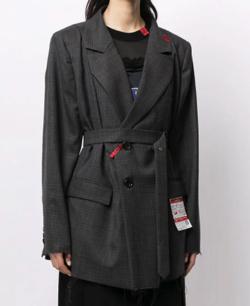 Maison MIHARA YASUHIRO Resized Tack Jacket