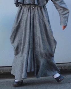 HOUGA twiddle skirt
