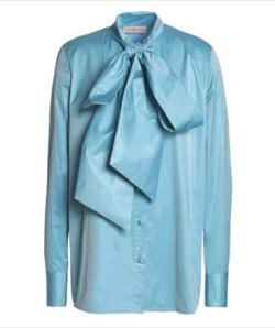 TORY BURCH リボン付きシャツ&ブラウス