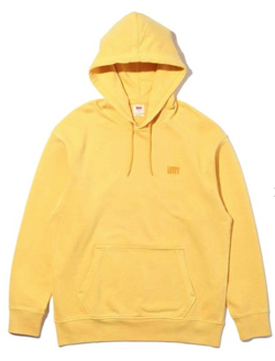Levis AUTHENTIC PULLOVER HOODIE GOLDEN APRICOT