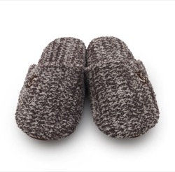 kashwere(カシウェア )MIX SLIPPERS