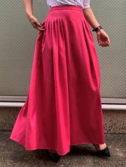 SHE Tokyo フレアスカート