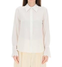 Chloé(クロエ)シルクシャツ