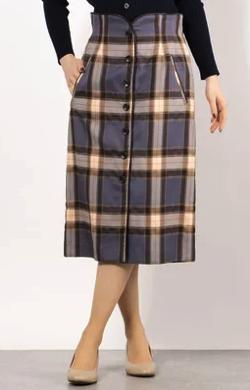 Rirandture パイピングタイトスカート