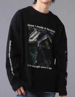 SLICK ロングスリーブTシャツ