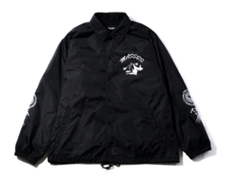 M&M x MASSES COACH JACKET