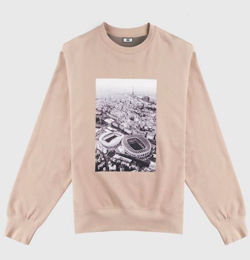 BALR. Photoprint Relaxed Fit Crewneck