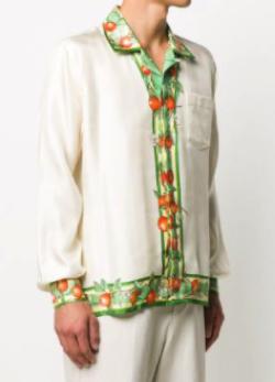 Casablanca プリント Tシャツ