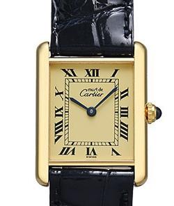 Cartier マストタンク L