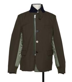 sacai Suiting x MA-1 Jacket