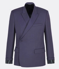 Dior ジャケット オブリーク ウールツイル